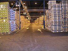 Logistics Center: Dunnage
