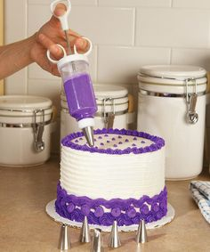 Take a look at the Icing Syringe Set on #zulily today!