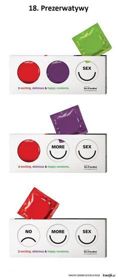 Opakowanie prezerwatyw