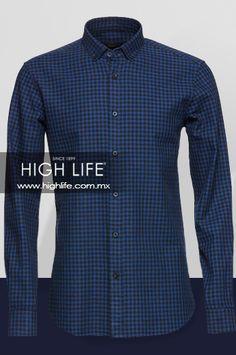 Tono armonioso para una actitud definida. #WearHighLife