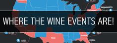 The States And Cities That Host The Most Wine And Beer Events [INFOGRAPHIC]