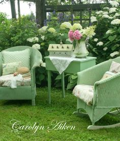 Aiken House & Gardens: Going Green!