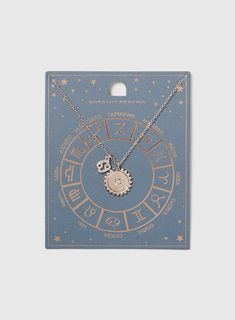 Rose gold pedant necklace with Cancer horoscope rhinestone charm. Necklace length is with Metal. Jewelry Shop, Jewelry Accessories, Jewelry Design, Jewelry Necklaces, Jewellery, Necklace Packaging, Jewelry Packaging, Cancer Zodiac Jewelry, Packaging Inspiration