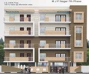 The property is located in sankranthi layout, kothanur dinne main road, jp nagar