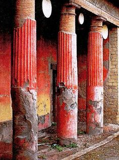 Pompeii, I will go there some day! This is one of the dream places that I want to visit. This is one of reasons why I want to get my history degree.