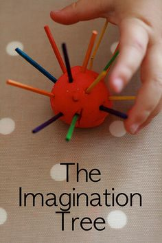 LOVE LOVE LOVE this blog! The imagination tree!
