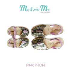 PINK PITON - now available on www.originalminorchine.com