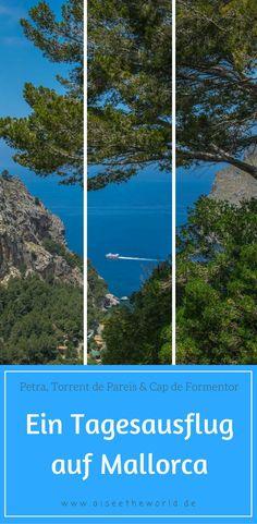 Du fliegst bald nach Mallorca und bist noch auf der Suche nach Tipps für einen perfekten Urlaub auf der Baleareninsel? Ein Tagesausflug nach Petra, nach Sa Calobra zum Torrent de Pareis, ein kurzer Besuch in Port de Pollenca sowie der Sonnenuntergang am Cap de Formentor sollten definitiv auf deiner Liste stehen. Weitere tolle Reisetipps findest du auch auf meinem Reiseblog AI SEE THE WORLD. Dort bekommst du Urlaubstipps zu Santanyi, wieso du Palma entdecken musst und ich erzähle dir von…
