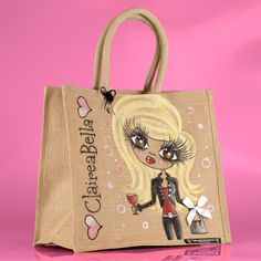 Classic ClaireaBella Bag www.toxicfox.co.uk