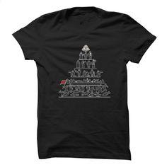Piramid of Power T Shirt, Hoodie, Sweatshirts - vintage t shirts #fashion #style