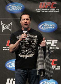 Mike Goldberg - UFC Announcer