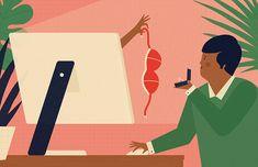 editorial illustrations | 2015 on Behance