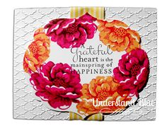 Understand Blue- Lydia's fabulous card that I love, love, LOVE!