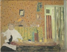 Edouard Vuillard – APRES LE REPAS