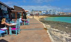 Muelle Chico Beach, in Corralejo Spanish Islands, Greek Islands, Tenerife, Holiday Places, Canario, Canary Islands, European Travel, My Happy Place, Beach Trip