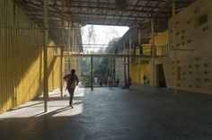 Pani Community Centre, Bhangladesh, Schilder Scholte Architects