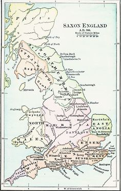 Saxon England– print this map out for binder. Look at or color when listening t… Saxon England– print this map out for binder. Look at or color when listening to Our Island Story (if desired) Uk History, History Memes, British History, Anglo Saxon History, Ancient History, Map Of Britain, Roman Britain, Kingdom Of Northumbria, Anglo Saxon Kingdoms