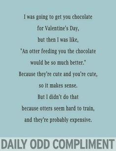 valentine's day sarcasm quotes
