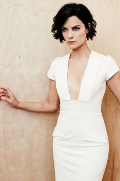 Jaimie Alexander-Hairstyle to consider.