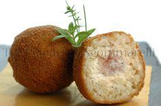 Le mie ricette - Arancine, tra mare e terra | Tra Pignatte e Sgommarelli