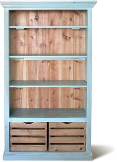 Etsy Bookcase, Display Cabinet, Bookshelves, Reclaimed Wood, Farmhouse, Console Cabinet, Handmade, Rustic