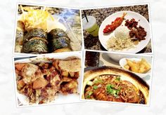 Malaysian Foods: Have You Tried Them? Staying in Malaysia for more than a week, I have observed that eating out is very common and is generally cheaper than buying ingredients at the supermarket an… Nasi Lemak, National Dish, Malaysian Food, Foods, Dishes, Eat, Cooking, Ethnic Recipes, Drinks