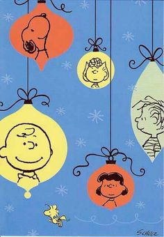 Peanuts Christmas! Also see #beautiful #christmas screensavers at www.fabuloussavers.com/christmasscreensavers.shtml