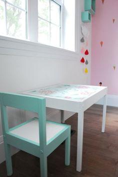 Ikea Hack: Latt Table And Chairs