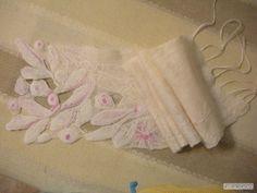 Felted Scarf Gallery.ru / Фото #140 - SCARVES (ШАРФЫ) - renew Crochet Art, Wool Felt, Felted Wool, Nuno Felting, Felt Art, Textile Art, Doilies, Fiber Art, Autumn Fashion