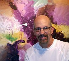 David M. Kessler is a contemporary artist working in both watercolor and acrylic media whose painting journey began in 1991. His paintings are marked by bright colors, bold compositions, dynamic movement and expressive brushwork.