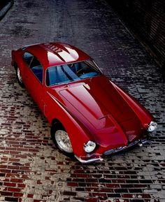 1954 Maserati A6G 2000 Zagato Coupe