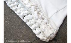 Daydream Nation sweat blanc perlé Jewel  #top #blanc #daydream #sweat #summer #jewel #designer