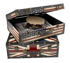 Laatikko TRUTZ L14xP40xK30cm lajitelma JYSKiltä. Kumpi vaan käy (: Union Jack, Turntable, Music Instruments, Box, Ideas, Record Player, Snare Drum, Musical Instruments, Thoughts