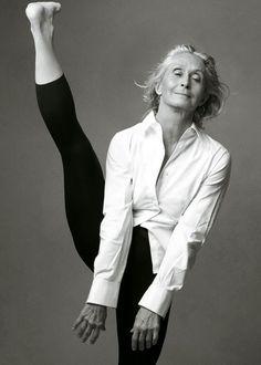 Twyla Tharp Her rece