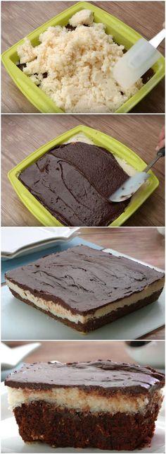 BOLO DE PRESTÍGIO GELADO, O MAIS GOSTOSO DO UNIVERSO! (veja a receita passo a passo) #bolo #prestigio #gelado #receita #gastronomia #culinaria #comida #delicia #receitafacil