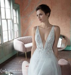 Lazaro 2019 Spring Bridal Collection | The FashionBrides A Line Bridal Gowns, Wedding Gowns, Designer Collection, Bridal Collection, Lazaro Dresses, Lazaro Bridal, Timeless Elegance, Fashion Boutique, Ball Gowns