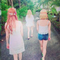 hotsootuff: #PARTY #HyoYeon #YoonA #SeoHyun