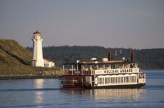 Halifax Dinner Cruise Cast off into Halifax Harbour on this dinner cruise aboard a Mississippi-style sternwheeler. Glimpse top attractions along the Northwest Arm of the harbor, including the lovely wooded landscapes of Point Pleasant Park and the Dingle, while you dine on a gourmet buffet prepared with fresh produce and the catch of the day. Admire Halifax's waterfront while listening to light but engaging commentary on the points of interest. This 2-hour dinner cruise is ...