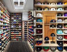 Hat Club SoHo shop by theUPstudio New York 03 Hat Club SoHo shop by theUPstudio…