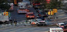 Terrorismo a New York, otto morti. Il Papa «Follia omicida che abusa del nome di Dio»