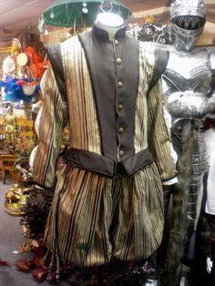 Men's Tudor Doublet and Pants Renaissance
