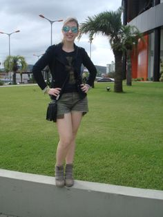 Vivy Duarte: Look do dia: Mix n' Match