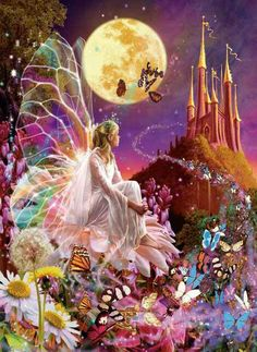 Fairy Art Unknown Artist