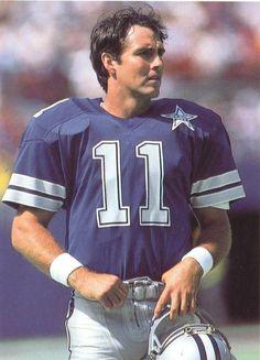 55...Danny White - QB Dallas Cowboys 1976-1988