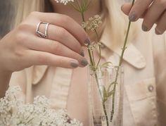 Otava ring, silver 925