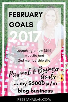 In January 2016 I shared my goals for 2016. I really loved the 'accountability' of publicly declaring them and writing out (and explaining to myself and others) my business and personal goals. Then in March2016 I shared my monthly goals and update how I went with February goals. And in April I shared my monthly…
