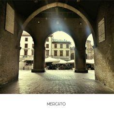 Raggiungere Piazza Cavour da questo punto, dà tutto un altro effetto  di eu_ @eudesign | Websta (Webstagram)