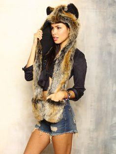 Love spirit hoods! if only I wasn't broke! haha