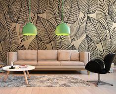 Обои для стен Респейс - это уникальный дизайн, качественные материалы и возможность изменять цвет и размер рисунка обоев из нашего каталога.