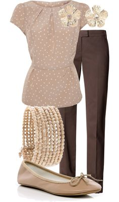 """""""Teacher Outfits on a Teacher's Budget"""" by allij28 on Polyvore For me, AKA: TDT Counselor outfits on a TDT Counselor's budget.  :)"""